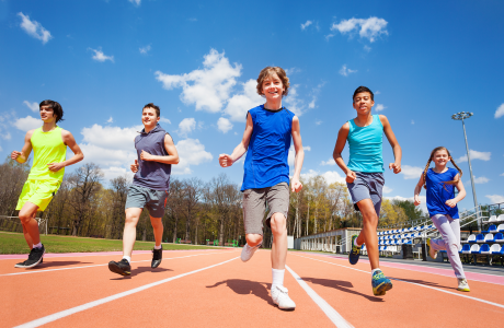 קבוצות ריצה וחוגים לילדים ונוער
